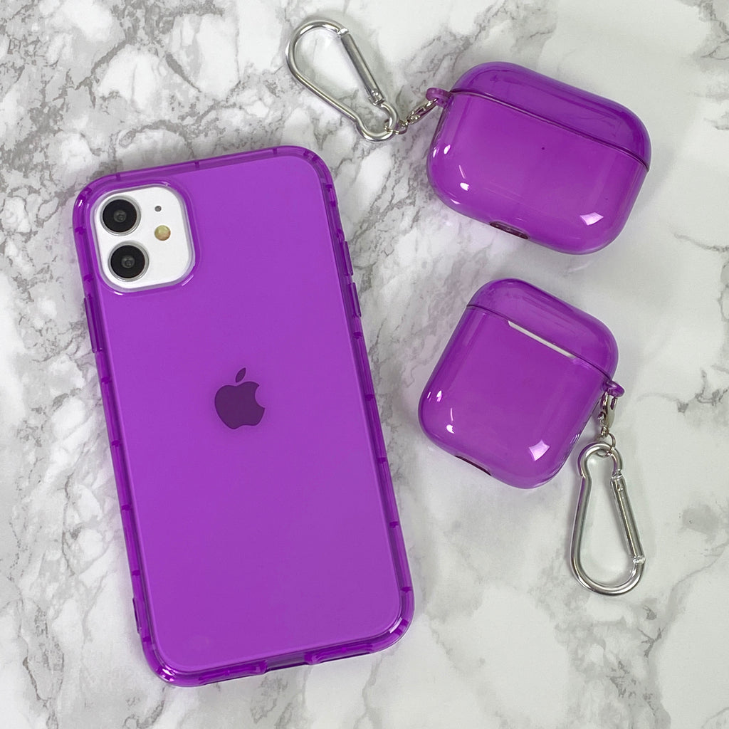 Purple AirPods Pro Case