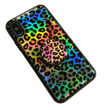 Leopard Gel Case (Nuckees Collab)