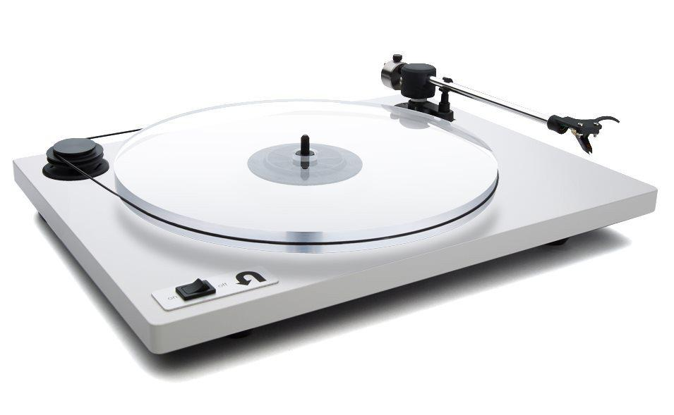 U-TURN AUDIO ORBIT PLUS TURNTABLE - WHITE