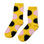 YELLOW PUNCH SOCKS