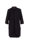 EASY TUNIC - BLACK