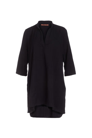 THE EASY TUNIC - BLACK