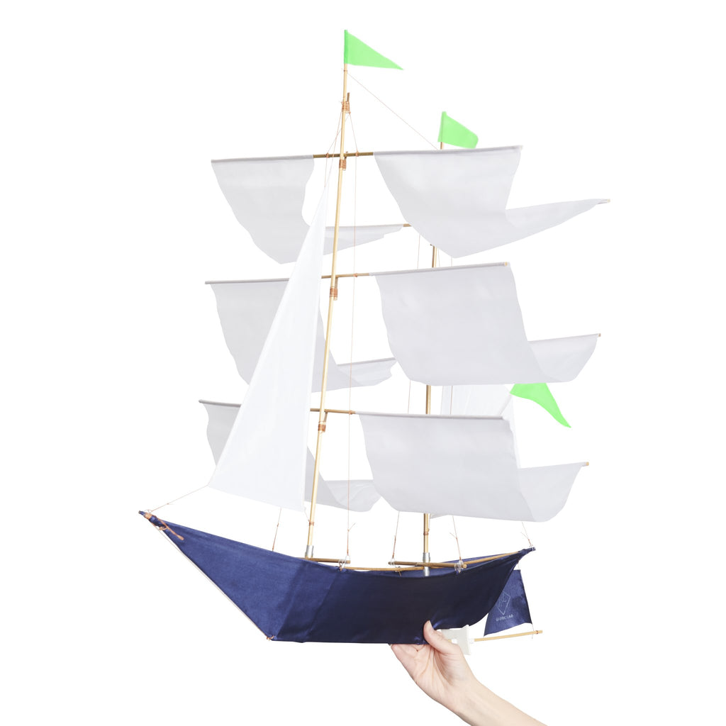 ANNE BONNY SHIP KITE- Limited Edition