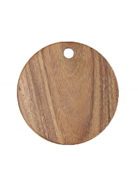 ACACIA ROUND CUTTING BOARD