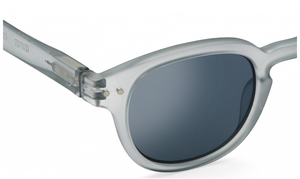 IZIPIZI ADULT SUNGLASSES #C - FROSTED BLUE
