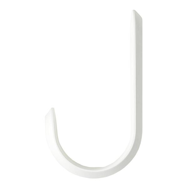 CURVE HOOK - WHITE