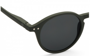 IZIPIZI ADULT SUNGLASSES  #D - KHAKI GREEN