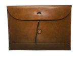 LEATHER ENVELOPE - LARGE