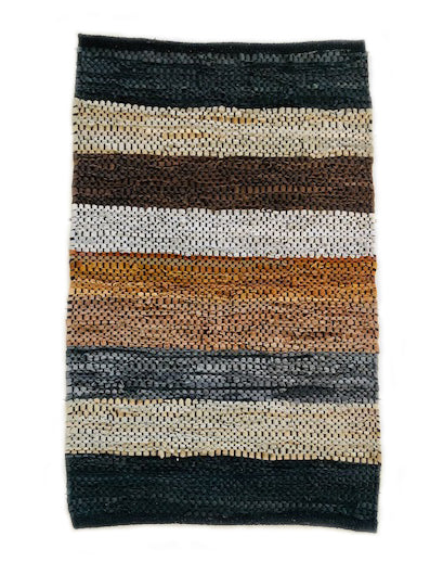 MILANO LEATHER RUG