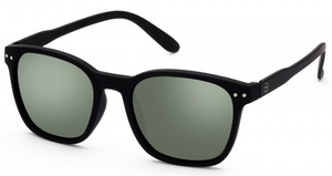 IZIPIZI ADULT NAUTIC SUNGLASSES - POLARIZED - BLACK