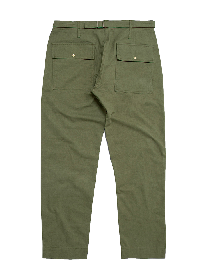 UTILITY PEASANT CHINO - GREEN
