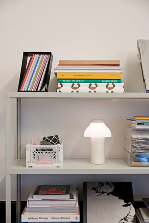 PC PORTABLE LAMP - WHITE