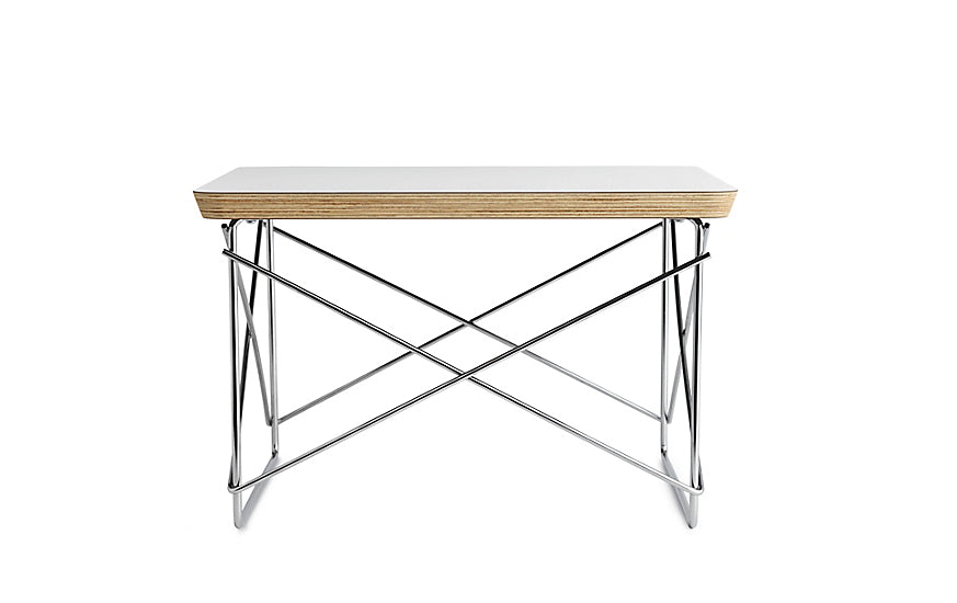 EAMES WIRE BASE LOW TABLE Designed by Charles and Ray Eames, produced by Herman Miller®