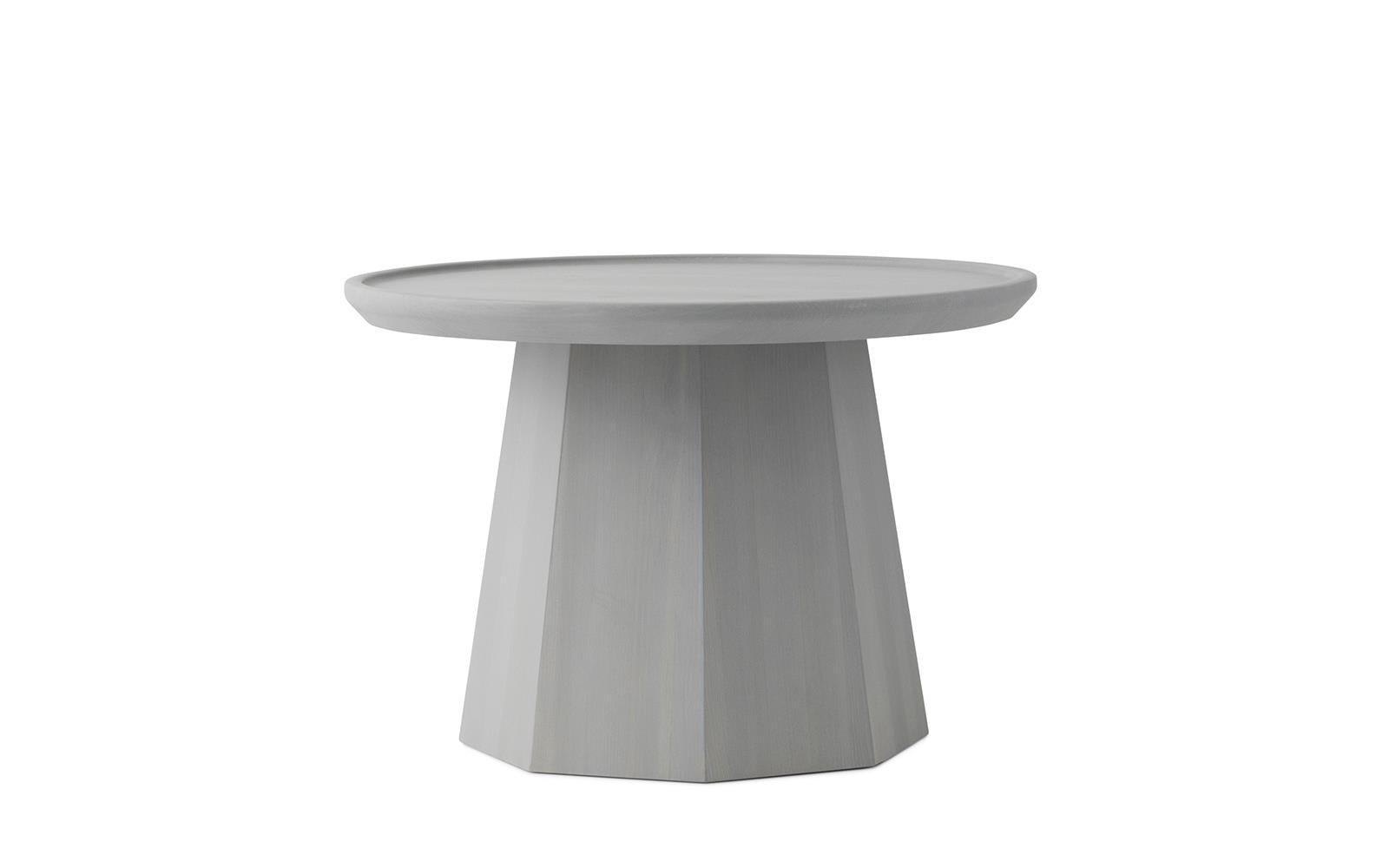 PINE TABLE LARGE - LIGHT GREY