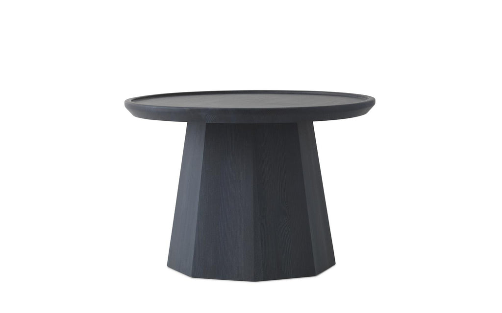 PINE TABLE LARGE - DARK BLUE