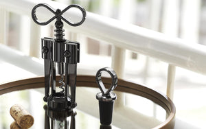 PORTER CORKSCREW - BLACK