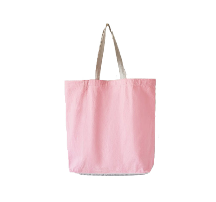 CANVAS TOTE PHLOX - OVERSIZED