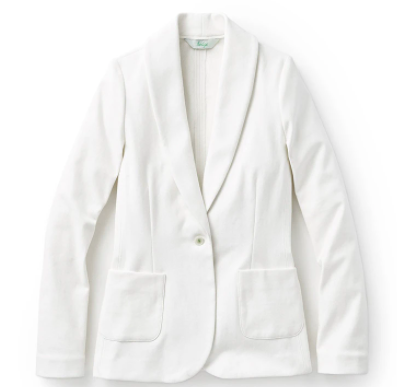 DONNA COOL DOWN BLAZER - CREAM