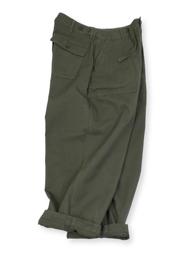 BAKER BALLOON PANTS - GREEN