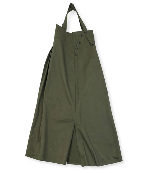 UNIFORM DRESS - GREEN