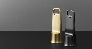 BELL BOTTLE OPENER - GOLD