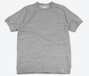 CLASSIC CREW - LIGHT HEATHER GREY