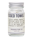 PROSPECTOR CO. COMPRESSED TOWEL TABLETS