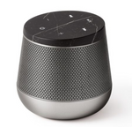MIAMI SOUND SPEAKER - GUNMETAL/BLACK MARBLE