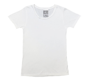 WOMEN'S ORIGINAL TEE - HEMP & ORGANIC COTTON - Available In More Colors