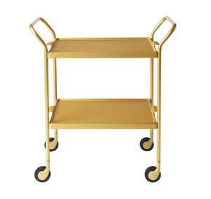 TROLLEY - GOLD