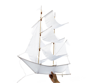 KITE - SAILING SHIP - other colors available
