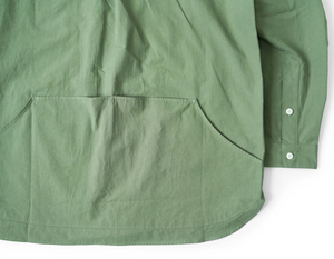 ENGINEER SHIRT - GREEN