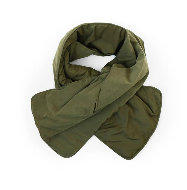 BIG SCARF - GREEN