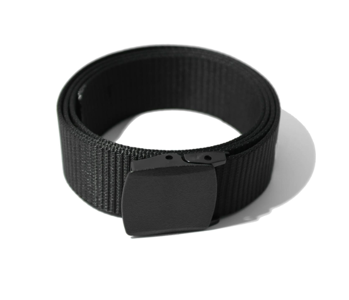 NYLON BELT - BLACK
