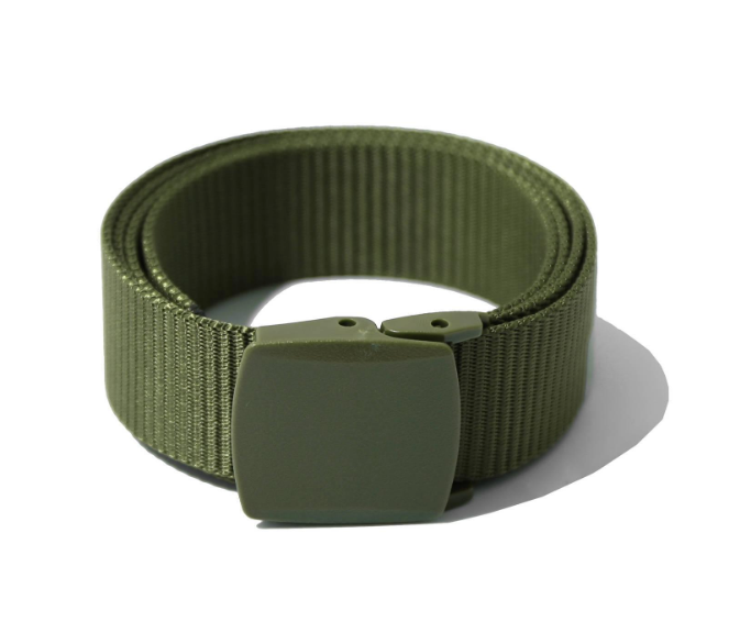 NYLON BELT - GREEN