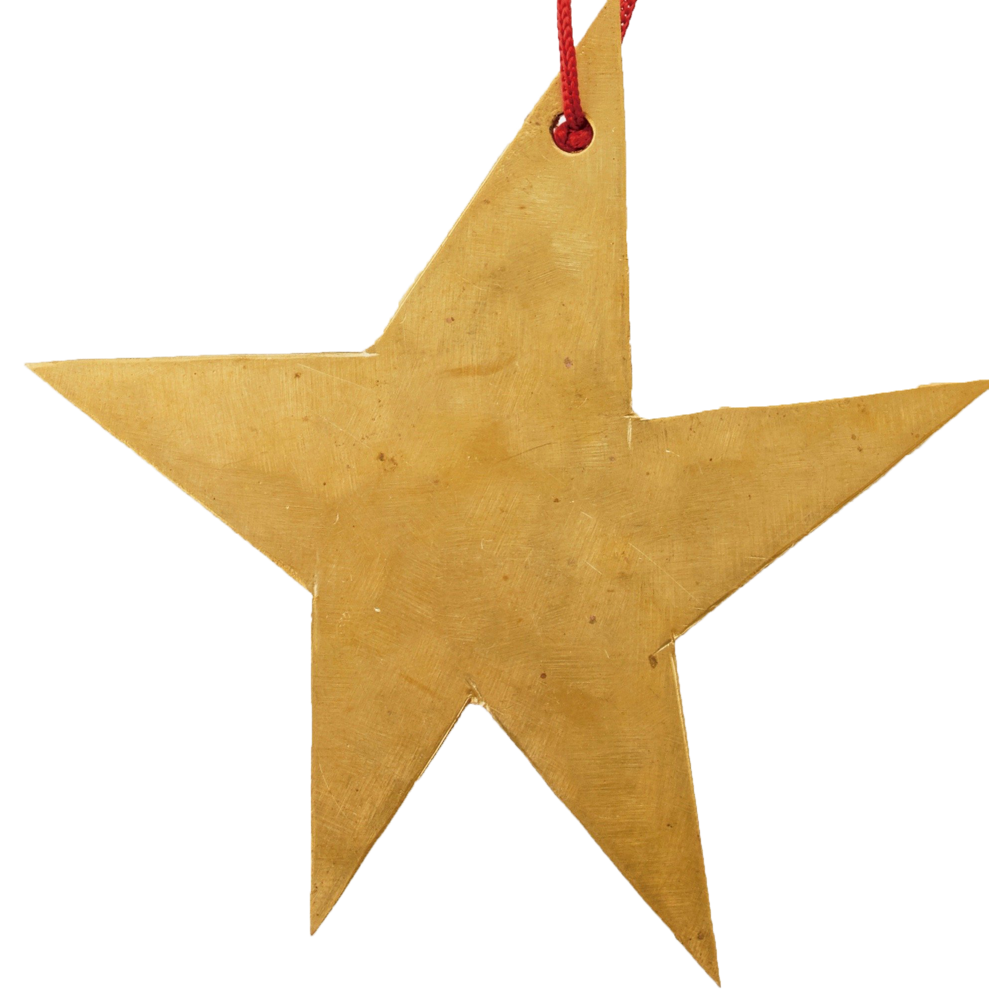 BRASS ORNAMENT - STAR