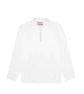 THE ENGLISH DIFFERENCE RUGBY SHIRT - WHITE