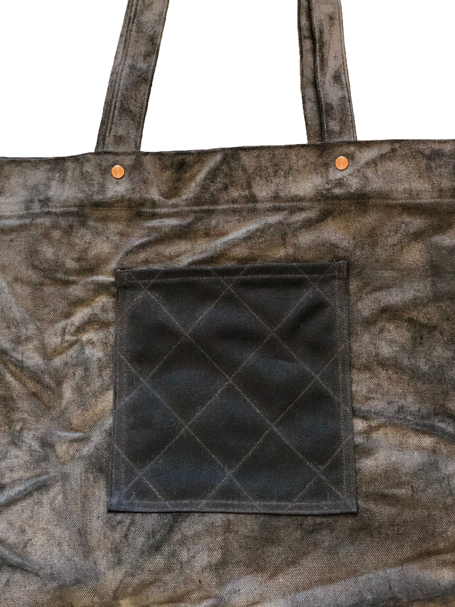 MDC x L&H EVERYDAY TOTE - CHARCOAL