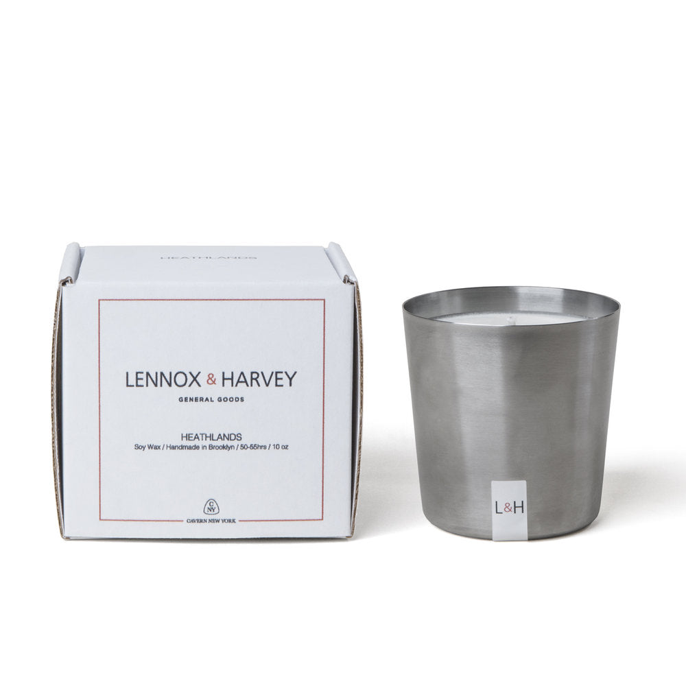 L&H CANDLE - HEATHLANDS