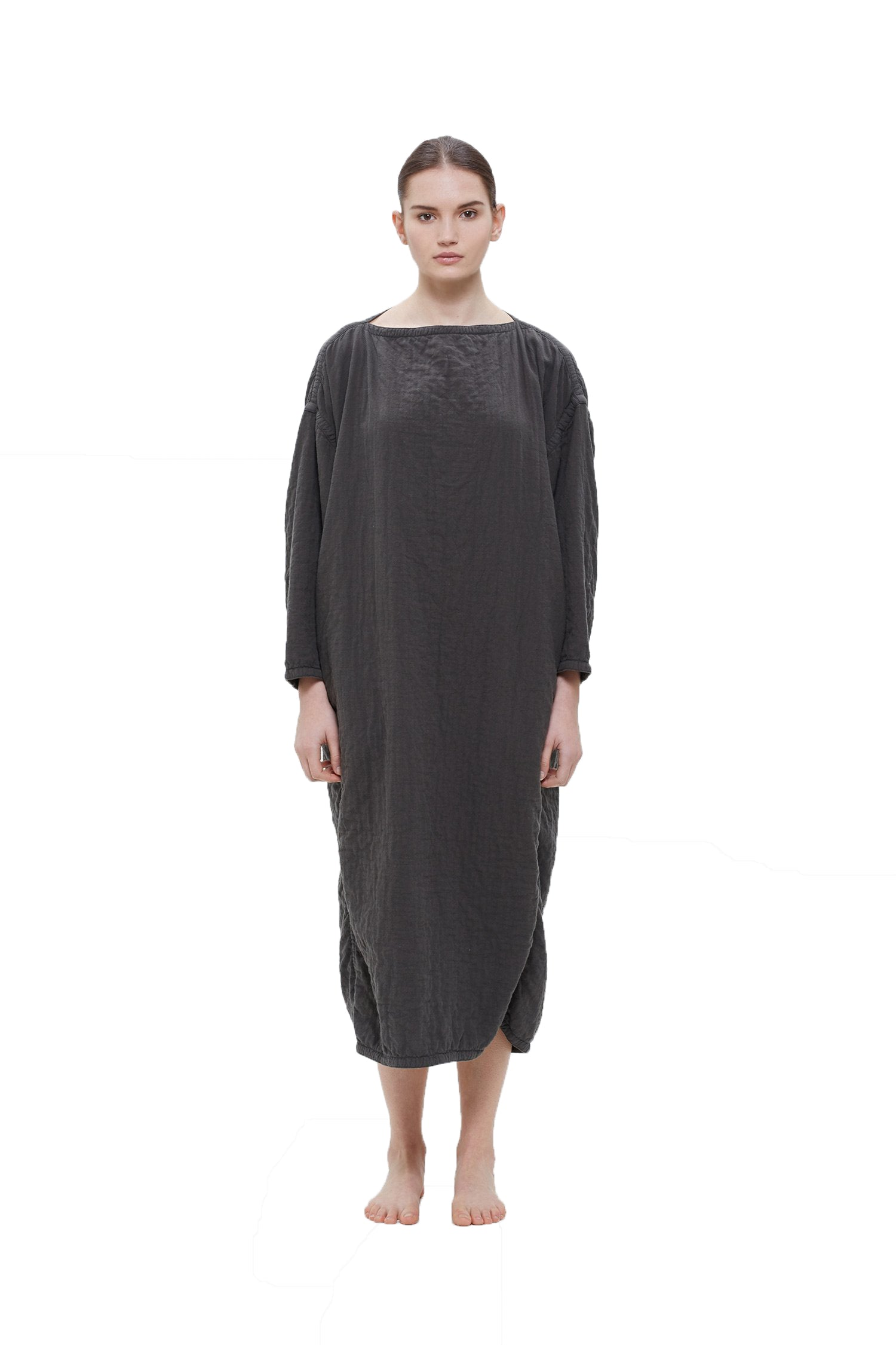 EASY DRESS - DARK GREY