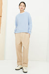 ESCAPE CREW SWEATER - LIGHT BLUE