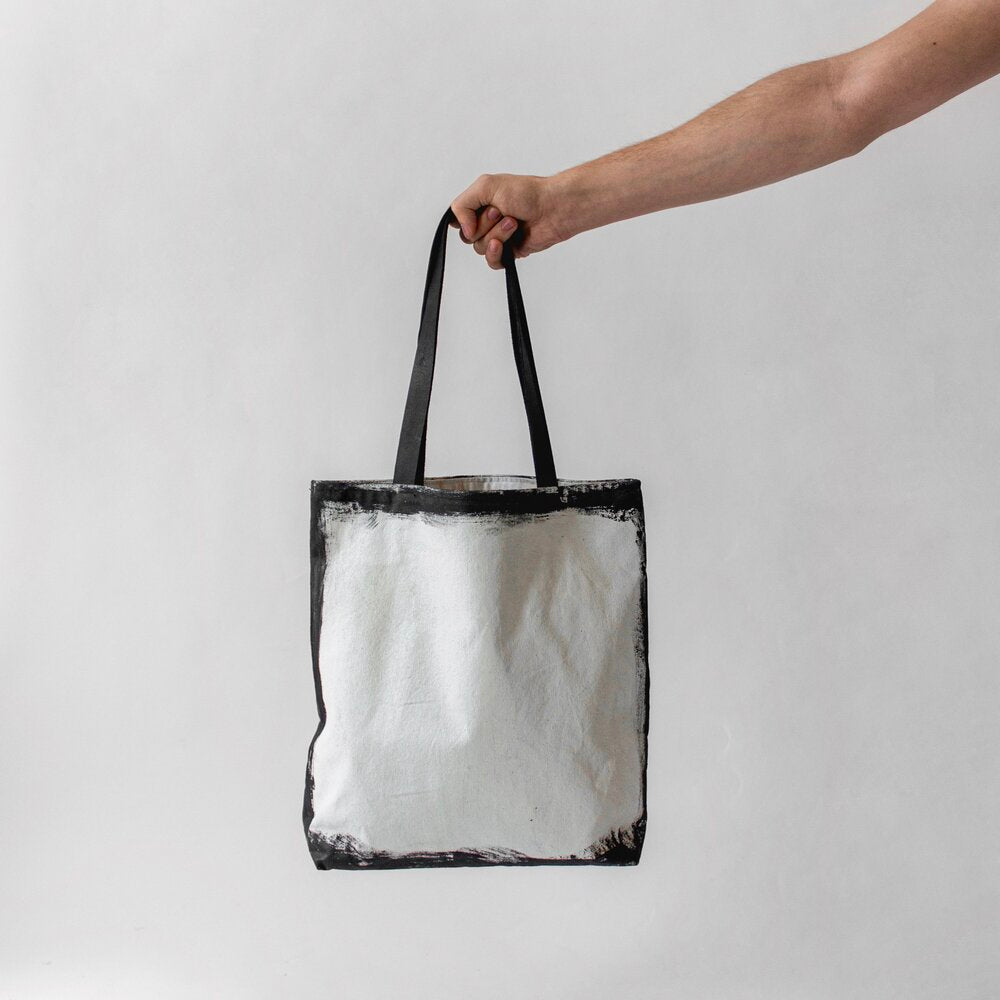 PAINTED SEAM TOTE