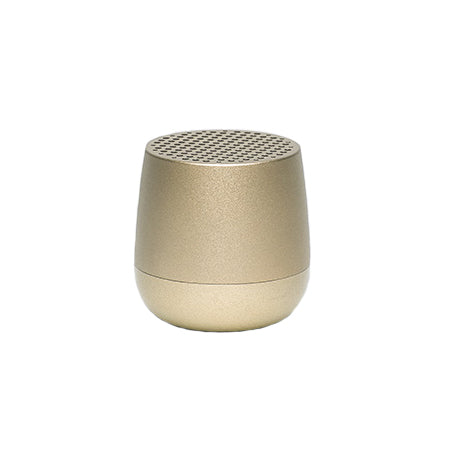 MINO SPEAKER - LIGHT GOLD