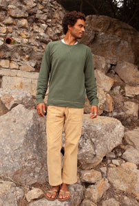 SALVADOR PANTS - TAN CORDDUROY