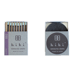 HIBI INCENSE MATCHES, LAVENDER 02