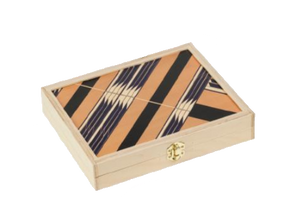 TRAVEL BACKGAMMON SET - SYBIL