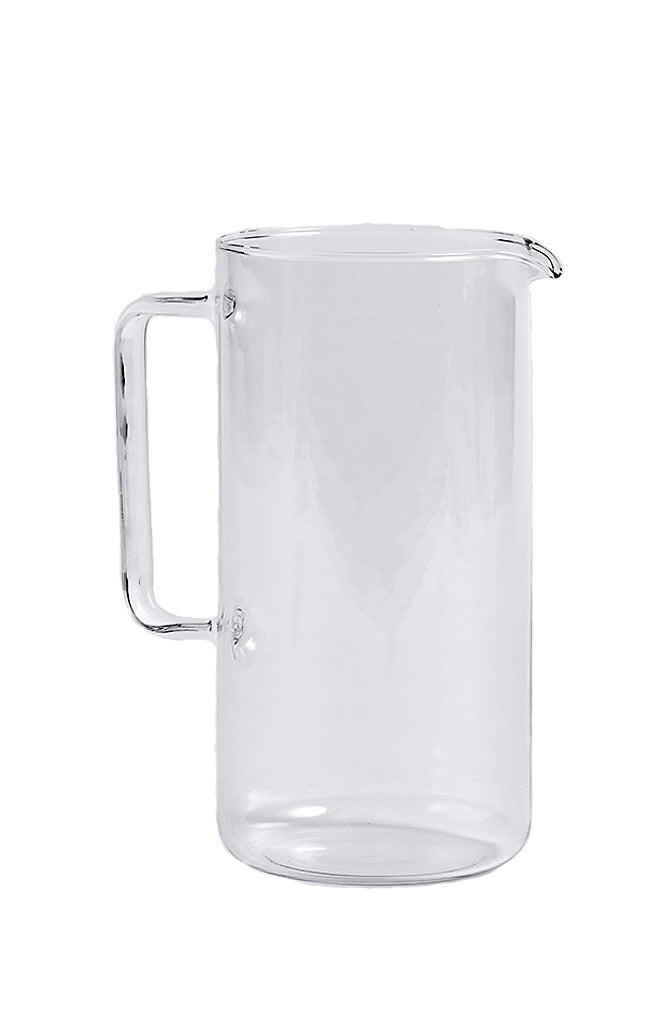 GLASS JUG - MEDIUM