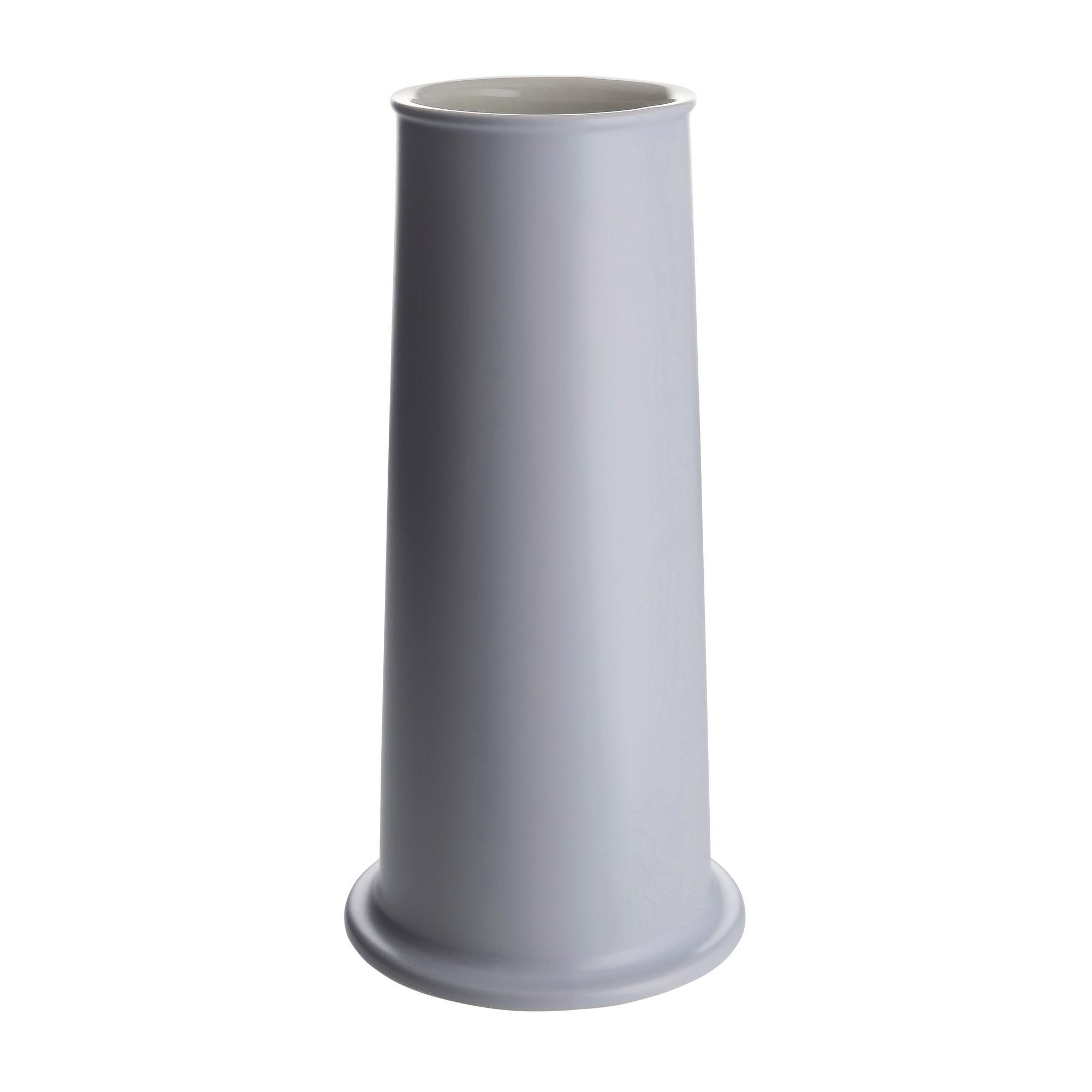 FLOWER VASE - TONALE - PALE BLUE