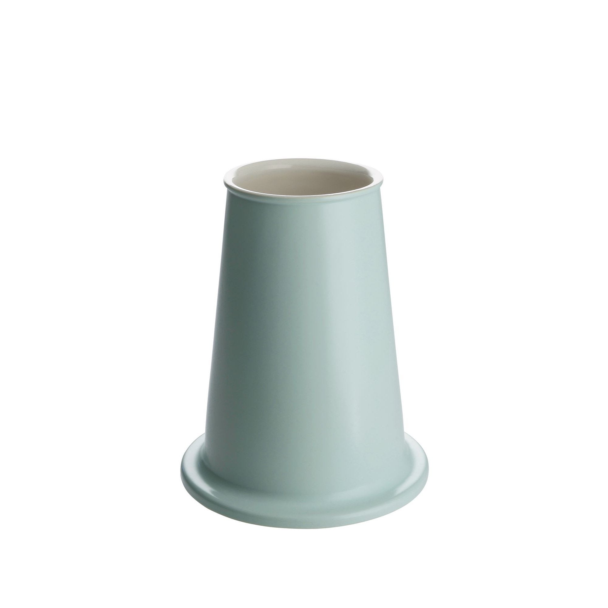 FLOWER VASE - TONALE - PALE GREEN