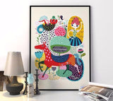 Spirit Animals Unframed Prints
